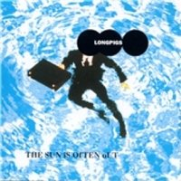 Longpigs The Sun Is Often Out CD