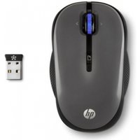 HP Wireless Mouse X3300 Gray Silver