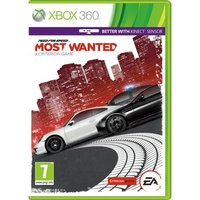 Need for Speed Most Wanted Game [2012]