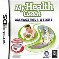 My Health Coach Manage Your Weight with Free Pedometer Game