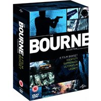 The Bourne Collection DVD