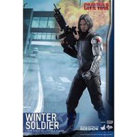 Winter Soldier (Captain America: Civil War) Hot Toys 1:6 Scale Figure