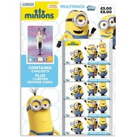 Minions Trading Card Multipack