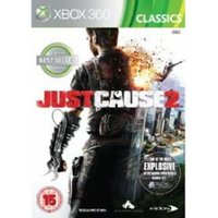 Just Cause 2 Game (Classics)