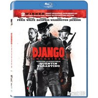 Django Unchained Blu-ray & UV Copy