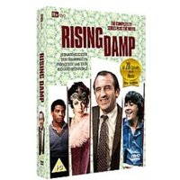 Rising Damp - The Complete Series Plus The Movie DVD