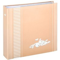 Hama Lasse Memo Album, for 200 photos with a size of 10x15 cm, beige