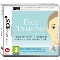 Face Training From Fumiko Inudo Game DSI