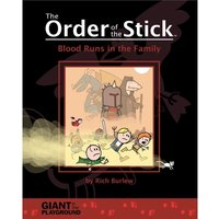 Order of the Stick #5 Blood Runs in the Family