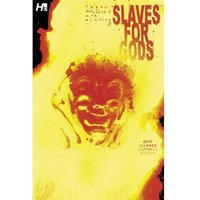 Slaves For Gods Volume 1 Jock Variant Cover