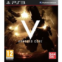 Armored Core V 5 Game