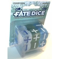 Fate Dice Frost Dice Board Game