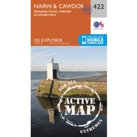 Nairn and Cawdor by Ordnance Survey (Sheet map, folded, 2015)