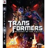 Ex-Display Transformers 2 Revenge Of The Fallen Game