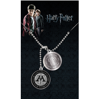 Harry Potter Ministry of Magic Pendant Dog Tag