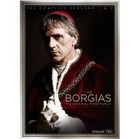 The Borgias - Season 1-2 DVD