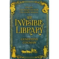 The Invisible Library by Genevieve Cogman (Paperback, 2015)