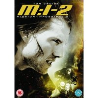 Mission Impossible 2 DVD