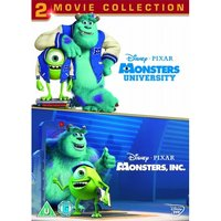 Monsters Inc. & Monsters University Collection DVD