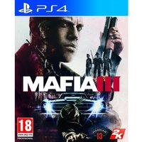 Ex-Display Mafia III PS4 Game (with Family Kick-Back DLC)