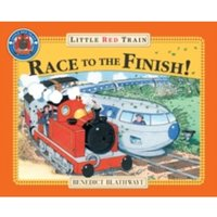 Little Red Train's Race to the Finish