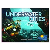 Underwater Cities Board Game