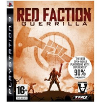 Red Faction Guerrilla Game