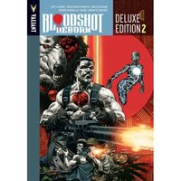 Bloodshot Reborn  Deluxe Edition: Volume 2 Hardcover