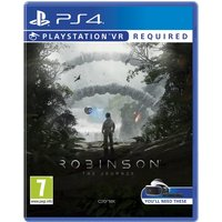 Robinson The Journey PS4 Game (PSVR Required)