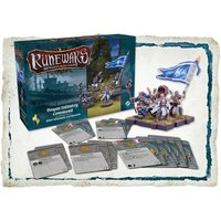 Runewars Miniatures Game Daqan Infantry Command Expansion Pack