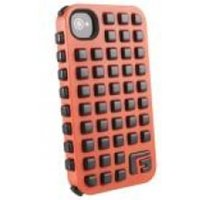 G-FORM iPhone 4 / 4S Extreme Grid Case, Orange Case/Black