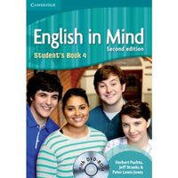 English in Mind Level 4 Student's Book with DVD-ROM