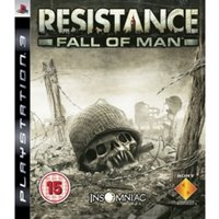 Resistance Fall Of Man Game