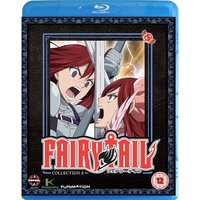 Fairy Tail Part 8 Episodes 85-96 Blu-ray