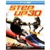 Step Up 3 Exclusive 3D Blu-ray