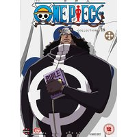 One Piece (Uncut) Collection 16 (Episodes 371-393) DVD