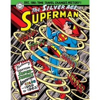 SUPERMAN SILVER AGE SUNDAYS VOL 01 Hardcover