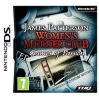 Ex-Display Womens Murder Club Games Of Passion Game