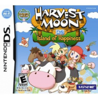 Harvest Moon Island Of Happiness Game