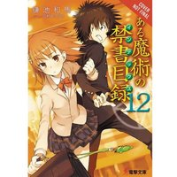 Certain Magical Index  Light Novel: Volume 12
