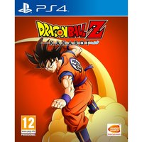 Dragon Ball Z Kakarot PS4 Game (with Pre-Order Bonus DLC)
