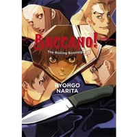 Baccano!, Vol. 1 (light novel) The Rolling Bootlegs Hardcover