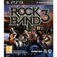 Ex-Display Rock Band 3 Solus Game