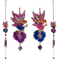 Fairy Windchime Pack Of 2
