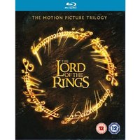 The Lord of the Rings Trilogy Theatrical Edition Box Set Blu-ray (3 Disc)
