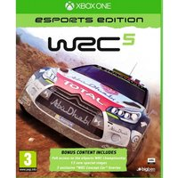 WRC 5 World Rally Championship Esports Edition Xbox One Game