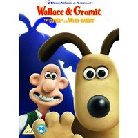 Wallace & Gromit: The Curse Of The Were-Rabbit (2018 Artwork Refresh) DVD