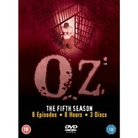 Oz Season 5 DVD