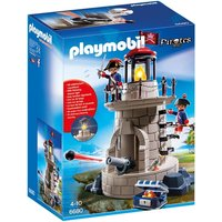 Playmobil Pirates Soldiers' Lookout with Beacon Flashing Light