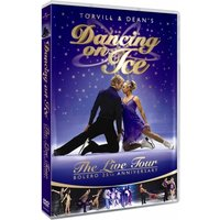 'Torvill And Dean's Dancing On Ice: The Bolero 25th Anniversary Tour Dvd